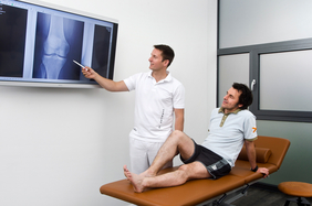 Nordpark Praxisklinik - Diagnose: Knie, Knorpelschaden